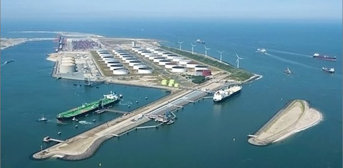 NGOs call port of Rotterdam to end coal transshipments