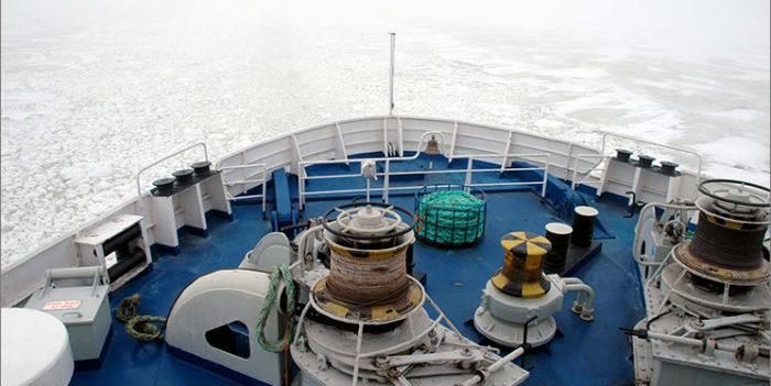 Ice class fleet shows lack of orderings