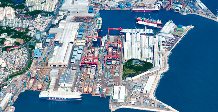Korean shipyards expect new orders