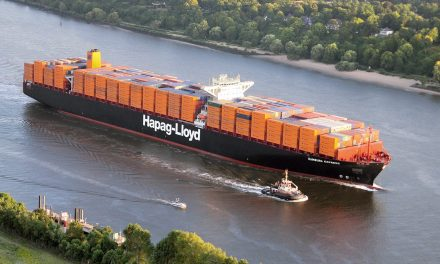 Hapag-Lloyd shows 45% reduction of CO2 footprint since 2006