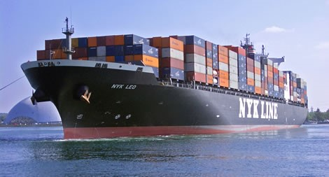 NYK promotes woman to captain for first time