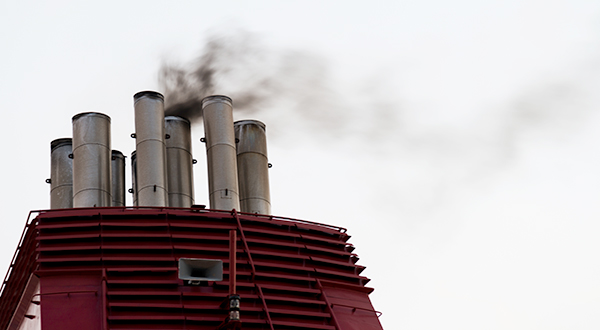 China bans high-sulfur diesel for ships