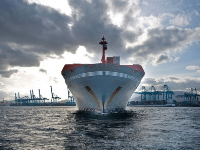 Slower steaming could cut ship emissions by 15%