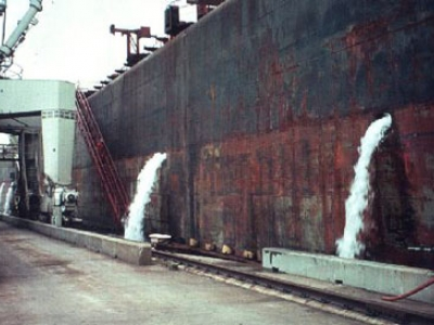 Cargo Damage Due To Water Ingress From Ballast Tanks And