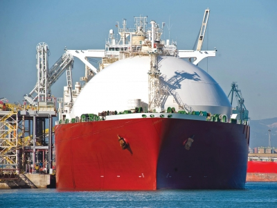 ISO Technical Specification of LNG Bunkering Published