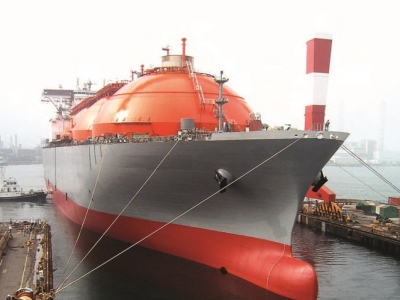 Most ships will be able to use LNG soon