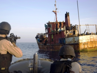 Global Shipping Industy calls for UN armed force against Somali pirates