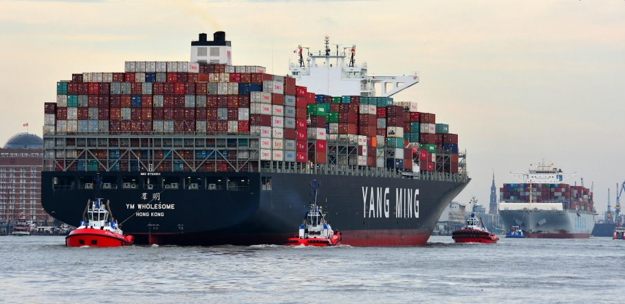 Port of Hamburg marks 6.9% growth in container volume