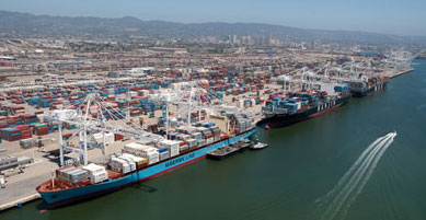 Three cruise vessels to berth at Port of Oakland