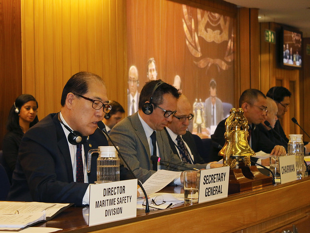 GMDSS modernization on agenda
