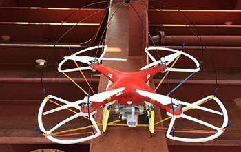 DNV GL performs first drone production survey
