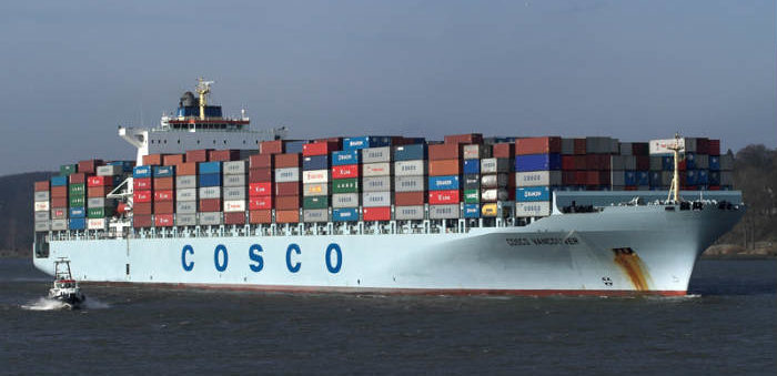 Cyber attack hits Cosco's operations in US