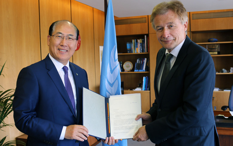 Germany accedes to treaty covering fishing vessel safety