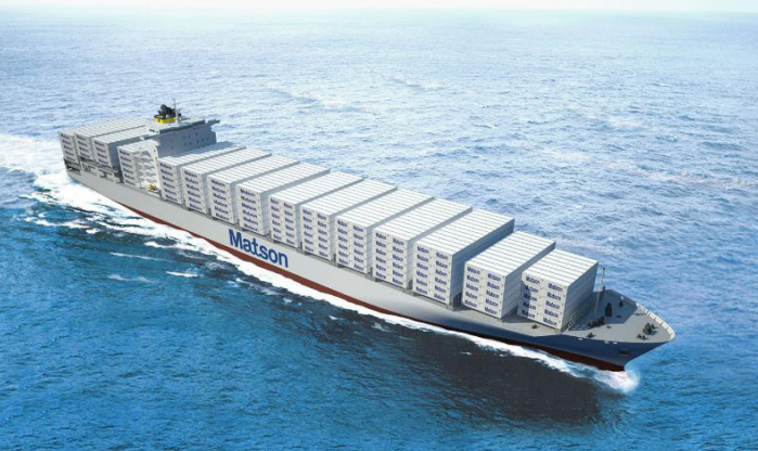 COMPAC ordered for largest Jones Act containerships
