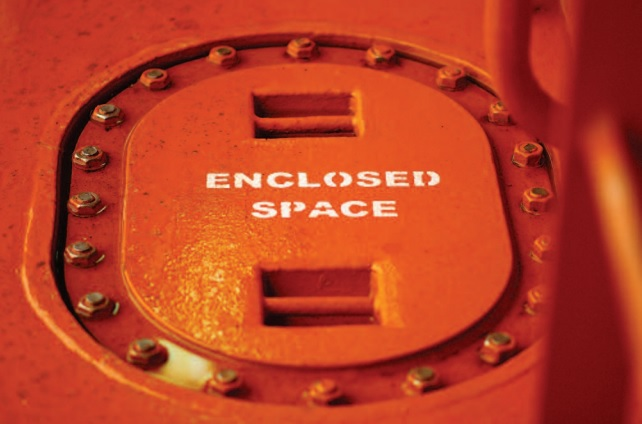 Lessons learned: Enclosed space fatality
