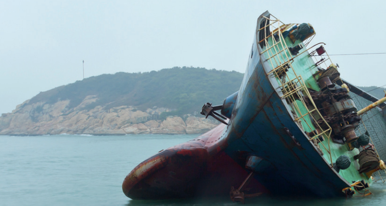 Emergency Procedures: Actions to be taken in case of ship grounding