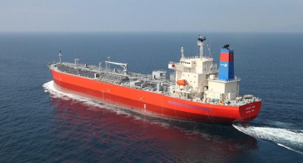 MOL methanol carriers recognized for featuring eco technology