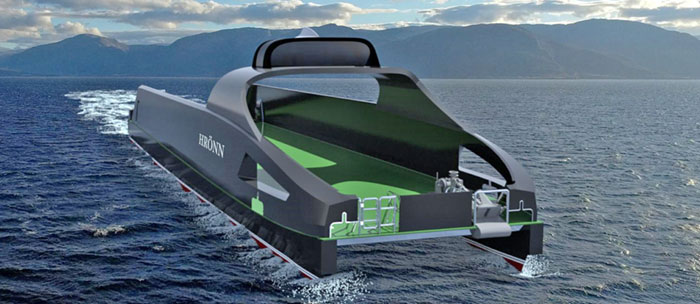 Automated Ships, Kongsberg to build fully-automated vessel for offshore operations