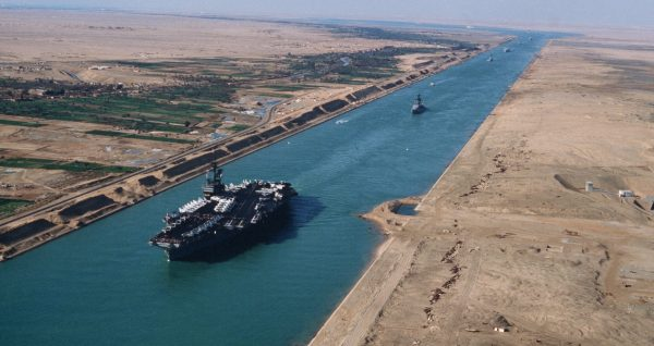Suez Canal container terminal to boost its connectivity and competitiveness
