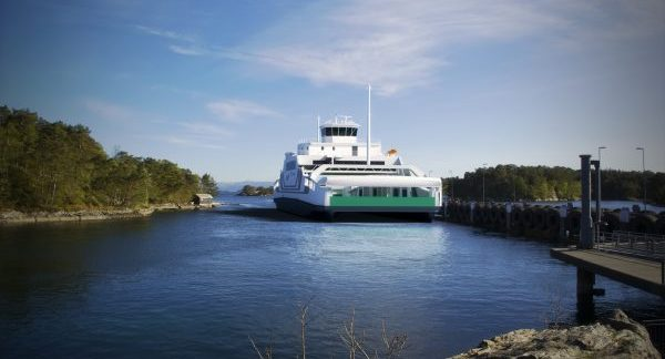 New Jersey promotes ferries' emissions reduction project