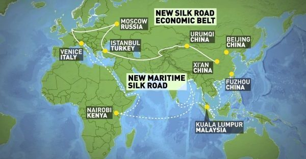 Greece, China to cooperate under Belt and Road Initiative