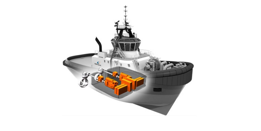 Wärtsilä introduces first of its type hybrid power module