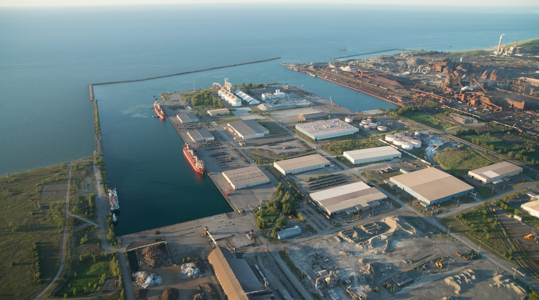 Metro Ports To Operate Bulk Terminal At Port Of Indiana