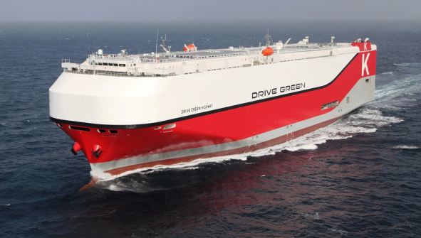 K Line Group collaborating for Japan's first LNG-powered ferry