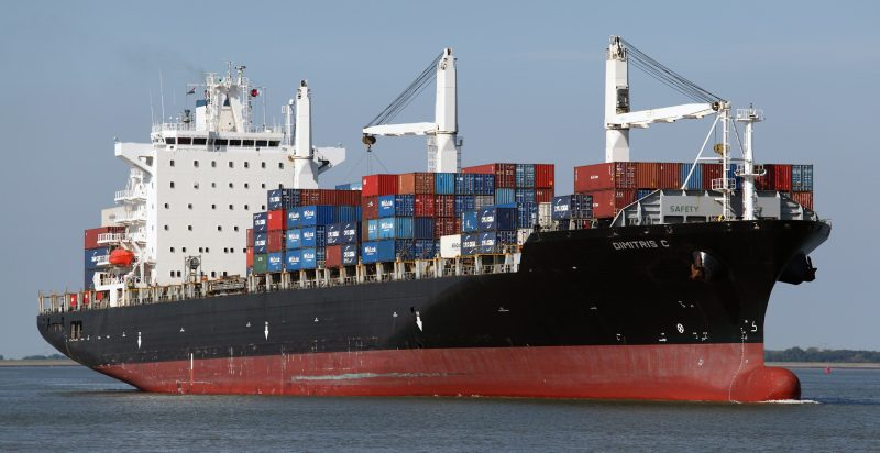 Crew finds drugs onboard Danaos container ship