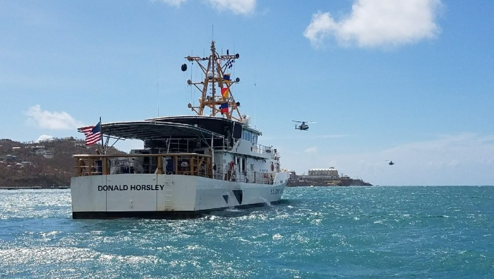 USCG: Guidance on vessels providing hurricane response