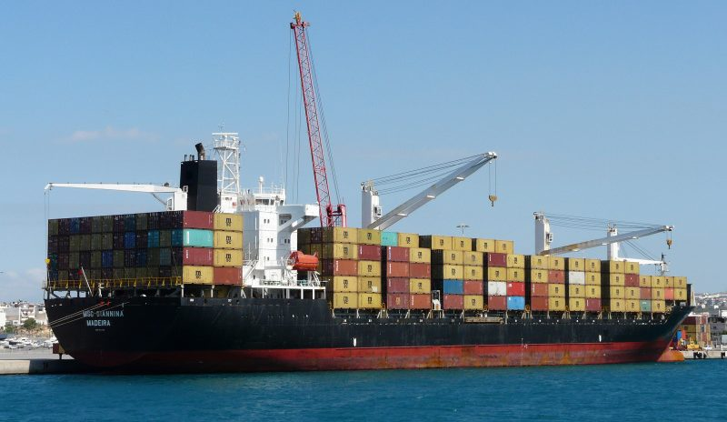 Captain of MSC container ship missing while underway