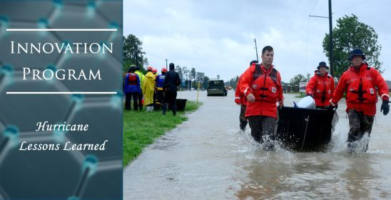 USCG program gathers hurricane lessons learned