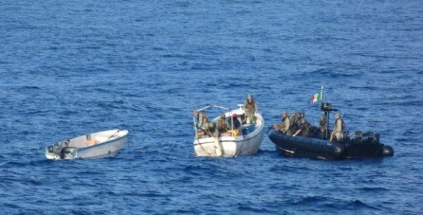 Seychelles charges pirates after attack in Somali Basin