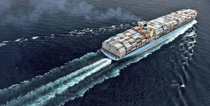 Maersk to start moving containers on river Ganga waterway