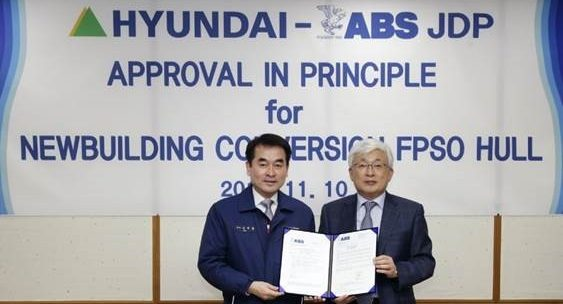 ABS grants AIP to Hyundai Heavy's FPSO hull design