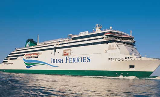 Irish Ferries ordered compensate its passenger for WB Yeats Delay