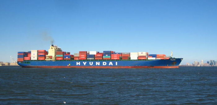 11 shipping companies participate in US emissions reduction program