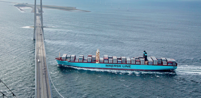 Maersk to opt for scrubbers in some of its ships