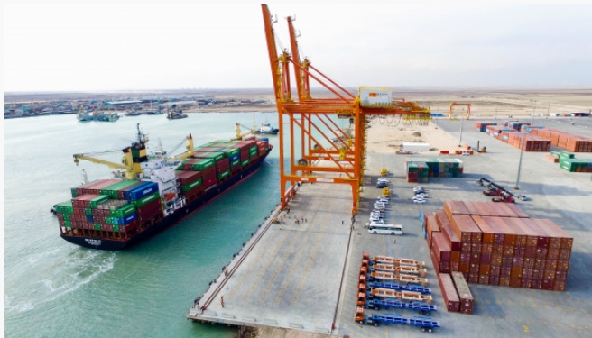 Iraq signs deal with DSME for first phase of deep-water port project