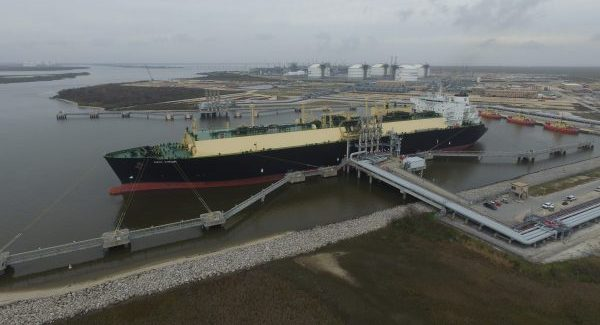 Sabine Pass LNG terminal ordered to close two tanks