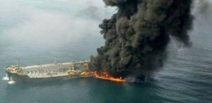 China, Iran, Panama sign report on Sanchi disaster