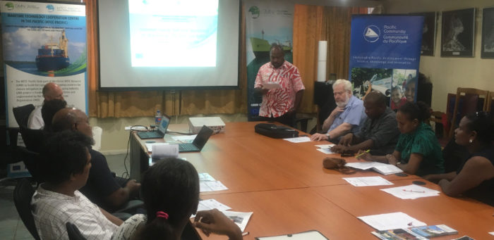 Solomon Islands call for measures to reduce GHG emissions