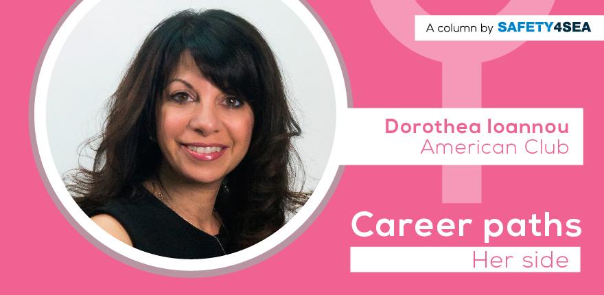 Career Paths: Dorothea Ioannou, American Club