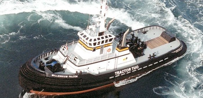 First European IMO Tier III tugboat to be built
