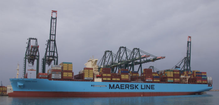 Maersk Line declares General Average after Maersk Honam fire