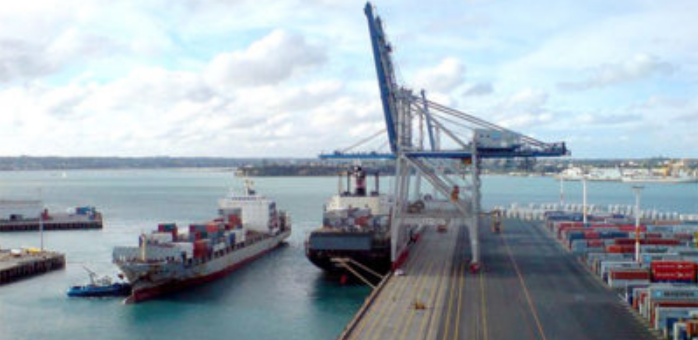 Port of Auckland wants to achieve zero-emission freight hauling