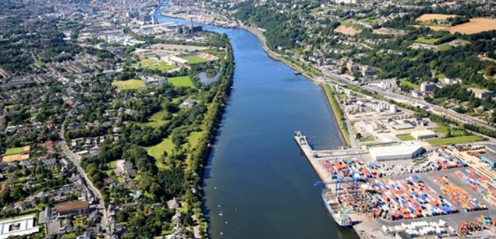 Port Of Cork receives cranes to increase container traffic