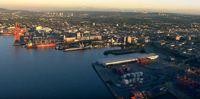 Port of Vancouver completes shore power facility
