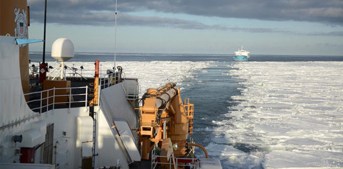 US Navy released Request For Proposal for new icebreaker