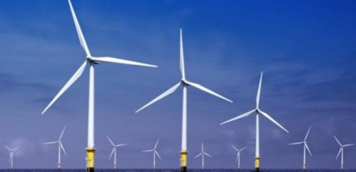 Wind energy accounts for the 14% in EU electricity